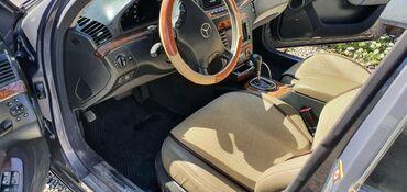 биндеры 350 листов для дома в Кыргызстан: Mercedes-Benz S 350 3.7 л. 2003 | 280000 км