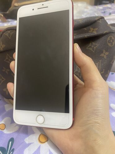Сотовый телефон lenovo - Кыргызстан: Б/У iPhone 7 Plus 128 ГБ Красный