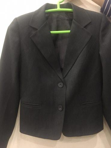 Костюм юбка новая темносерого цвета 44 размер и ещё много таких разных
