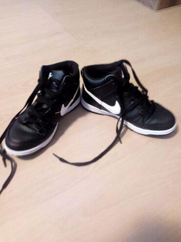 Ženska patike i atletske cipele | Stara Pazova: Original Nike poluduboke patike malo su nosene kao sa slike. Broj 37