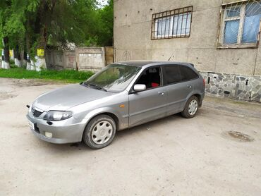 Mazda 323 1.6 л. 2003 | 200000 км