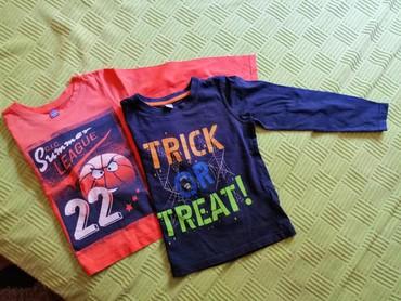 2 polovne bodi majice vel. 122 - Arandjelovac