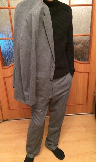 """Мужской костюм от Итальянского бренда """"corneliani"""" Размер : 52-54 ( ИТ в Бишкек - фото 2"""