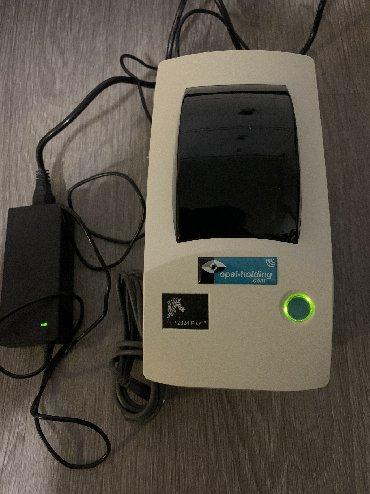 Elektronika - Krusevac: Na prodaju stampac Zebra za štampanje etiketaOdličnom stanju ide