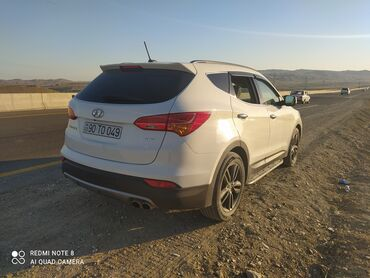 Hyundai Santa Fe 2.4 l. 2012 | 128000 km