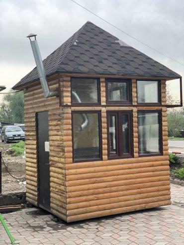 Продаю домик. Был сделан для продажи в Бишкек