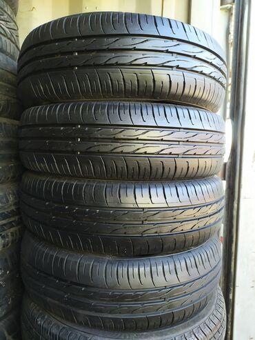 175/65/R14 Dunlop, Япония;Комплект, лето;- без пробега по КР;- без
