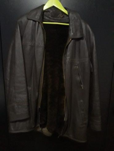 Muška kožna jakna,prsluk se skida..za više informacija pitajte - Kragujevac