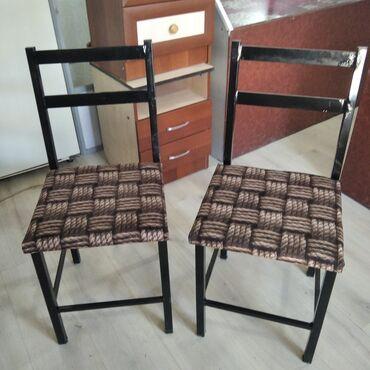 стулья для гостинной недорого в Кыргызстан: Продаю Стулья  В наличии 10 штук   Адрес :город Кант