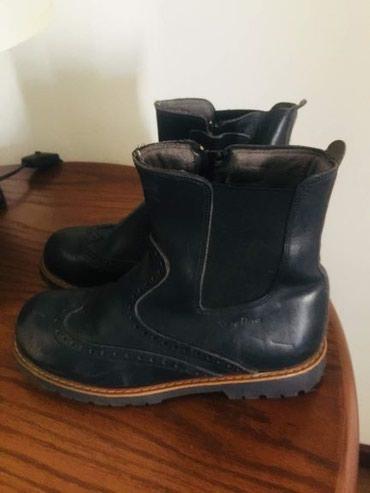 Продаю бу обувь для мальчика кожа, размер 36 и 37 за 800 сом (