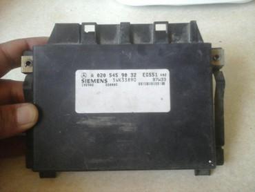 диски на мерс 210 кузов в Азербайджан: W 202 W 210 Avtomat Karobkanin Beyni