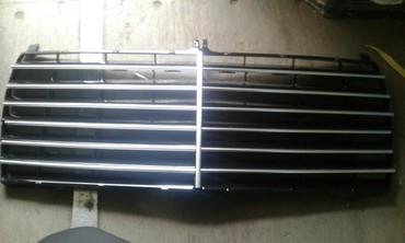 Решотка радиатора на мерседес 124 кузов в Бишкек