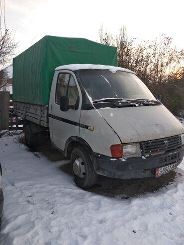 Автомобили - Ак-Джол: ГАЗ GAZel 2.4 л. 1997