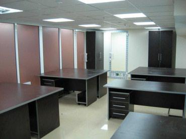 бухучет офисной мебели в Кыргызстан: Офисная мебель на заказ