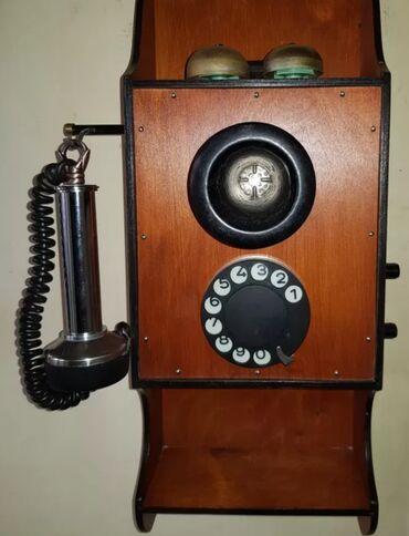 Köhnə telefon Antiqariat