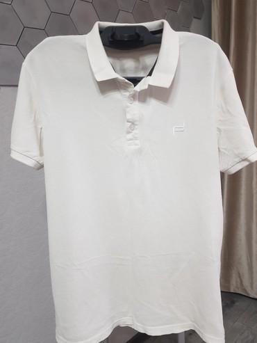 кроп футболки мужские в Кыргызстан: Продаю б/у футболки и майку. Размеры L-XL