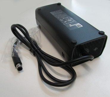 xbox 360 2011 в Кыргызстан: Блоки питания Xbox 360 E 12v, 9.2AНовый, в упаковке. На slim версию