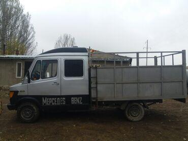 Мерседес сапог грузовой в бишкеке - Кыргызстан: Срочно продаю мерс сапок дубль кабина об.3 вложений не требует длина б
