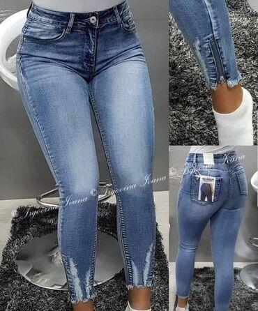 Ženske pantalone | Arandjelovac: Dzins pantalona xs