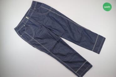 Жіночі штани у джинсовий принт Rabe, р. S/M    Довжина: 89 см Довжина