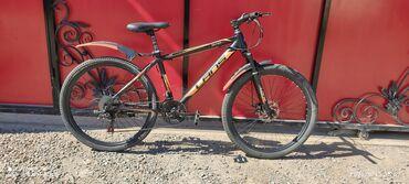 прицеп для велосипеда в Кыргызстан: Срочно продаю спортивный велосипедСкоростей 21 (7*3)С передним
