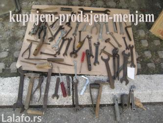 Kupujem alat i tehnicku robu - Belgrade