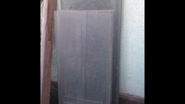 стекла б/у 25шт 160см высота 60см ширина 4мм толщина 150 сом за в Бишкек