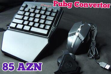 mause - Azərbaycan: Pubg convertor + klaviatura & mauseYenidirÇatdırılma varMəhsul