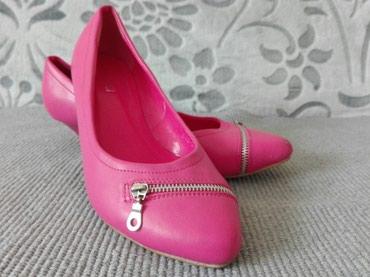 Ženska obuća | Odzaci: Pink baletanke,nove. Broj 41