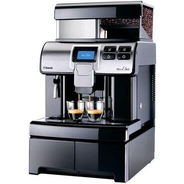 Mətbəx cihazları Azərbaycanda: SAECO AULICA OFFICE V2 кофе машина для Офиса и дома. Модель 2020 года