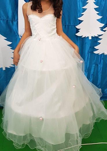 Платье для девочки 8-9 лет(Турция) в Тамчы