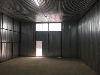 аренда-помещение-под-производство в Кыргызстан: Б/П Сдаю складское помещение 140 м. Охрана, видеонаблюдение.Склад