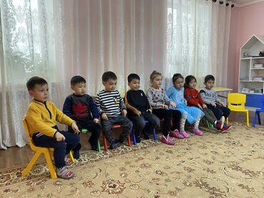 воспитатель в Кыргызстан: Требуется Воспитатель в частный детский сад, опытная, ответственная