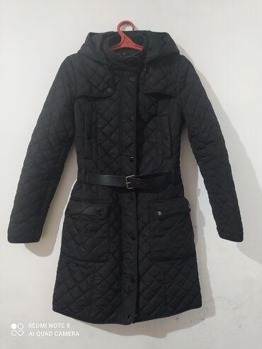 Продаю стёганое пальтоКуплено в Турции за 9000 с, отдам за 1000