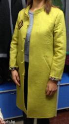 аялзат в Кыргызстан: Продаю нов Чапан.Цвет салатовый,размер:Ska себе заказала размер не под