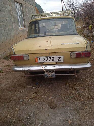 Москвич 412 1981 | 100000 км