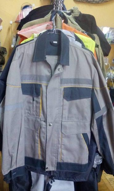 Костюм ИТР (куртка и брюки) размеры: 50, 52 спецодежда рабочая одежда в Бишкек