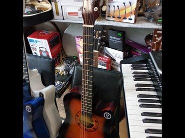Bakı şəhərində Gitara akustik yeni