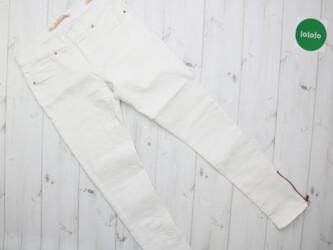 Женские штаны Zara р. S    Длина штанины: 92 см Шаг: 71 см Пояс: 34