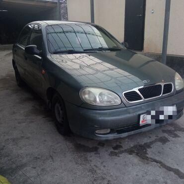 прицеп автомобильный легковой в Кыргызстан: Daewoo Lanos 1.5 л. 2001