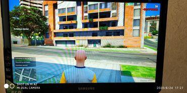"""телевизор samsung ue32j4100 в Кыргызстан: Продаю монитор Samsung 20"""", работает идеально, битых пикселей нет"""
