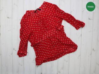 Женская блуза Zara, р. S    Длина: 57 см Рукав: 39 см Пог: 38 см Пот
