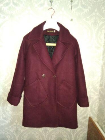 Красивое пальто размер 42-44. Состояние отличное
