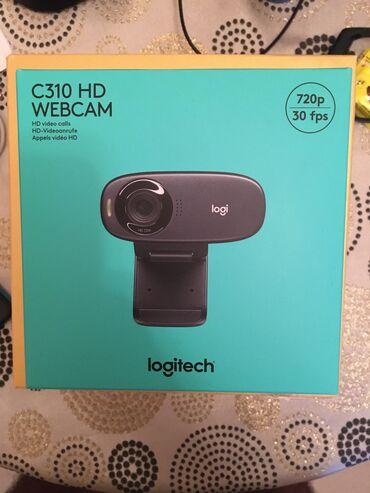 logitech azerbaijan - Azərbaycan: Logitech 5Megapixel Webcamera