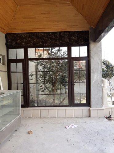 plastik qapi pencere - Azərbaycan: SIFARISHLE PLASTIK QAPI PENCERE