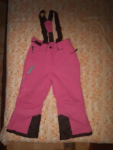 Zenske ski pantalone bele - Srbija: Ski pantalone 92/98