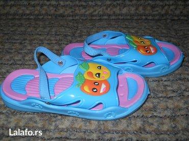Dečje sandale papuče broj 29 - Paracin