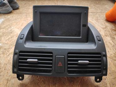 Монитор авенсис 2003-2008, от японца, avensis T250 в Бишкек