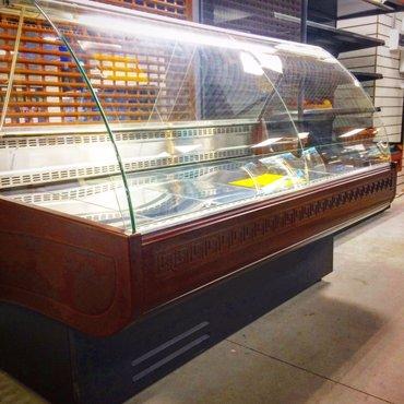 Витринные холодильники для ваших в Бишкек