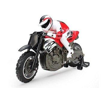 Радиоуправляемый мотоцикл huan qi hq527 mini в Бишкек